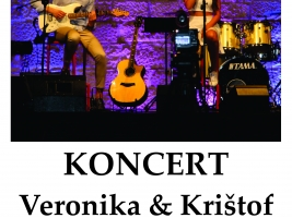 Veronika in Krištof - plakat